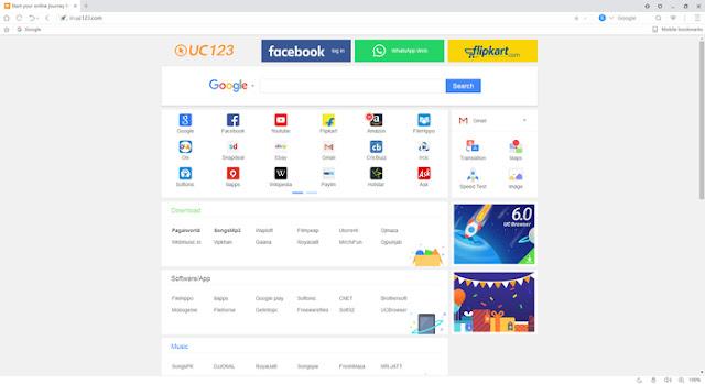 Software Browser Tercepat Terbaik