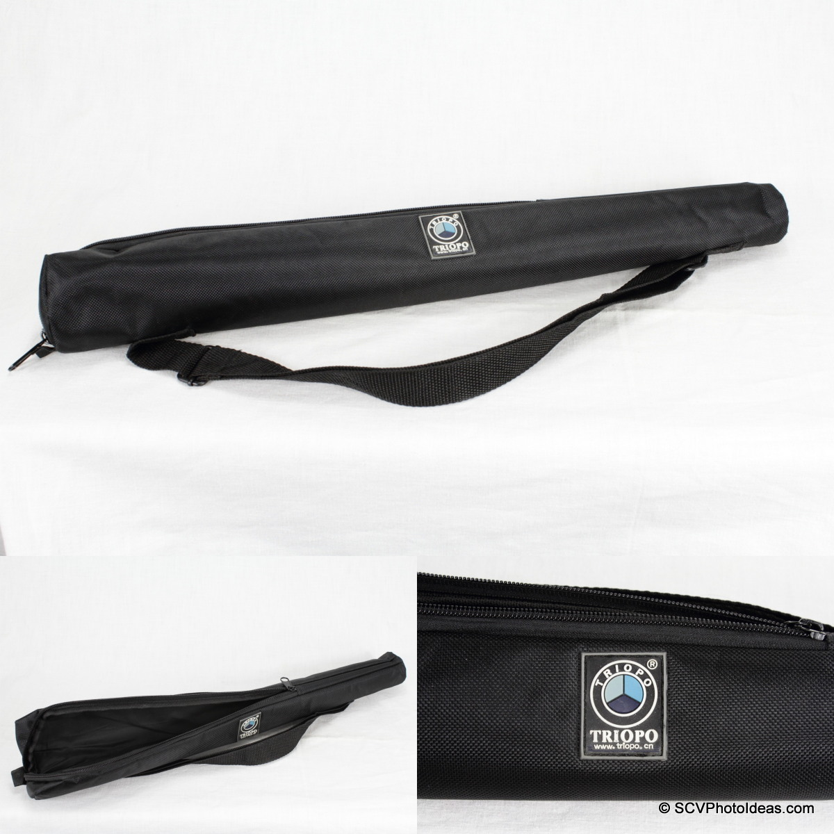 Triopo GL-70 CF Monopod - carrying case details