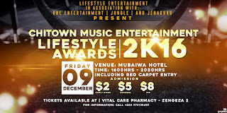 [feature]Chitungwiza Music Entertainment & Lifestyle Awards