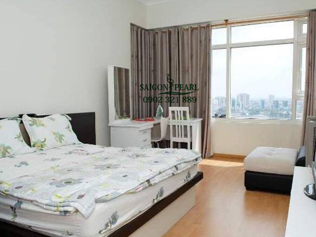 Saigon Pearl Shaphire 1 cho thuê căn hộ 90m2 view trung tâm thành phố - hinh 2