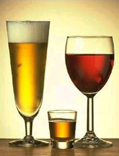 Calorias de Bebidas Alcóolicas