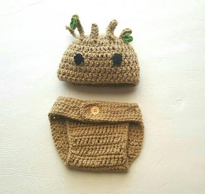 Baby Groot Outfit