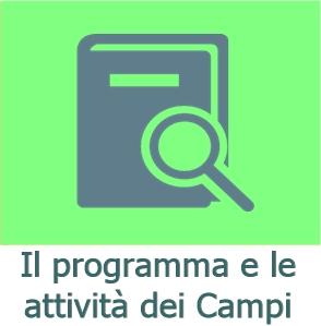 Programma delle attività dei Campi Estivi Siculiana 2016