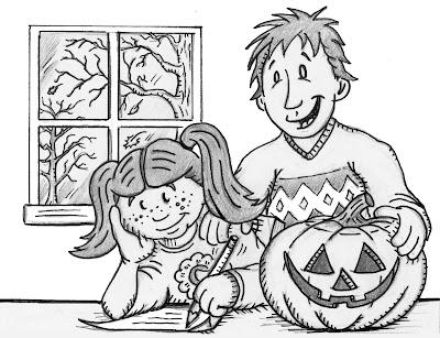 Grandparents Teach, Too: Kids Love Getting Pumpkins Early