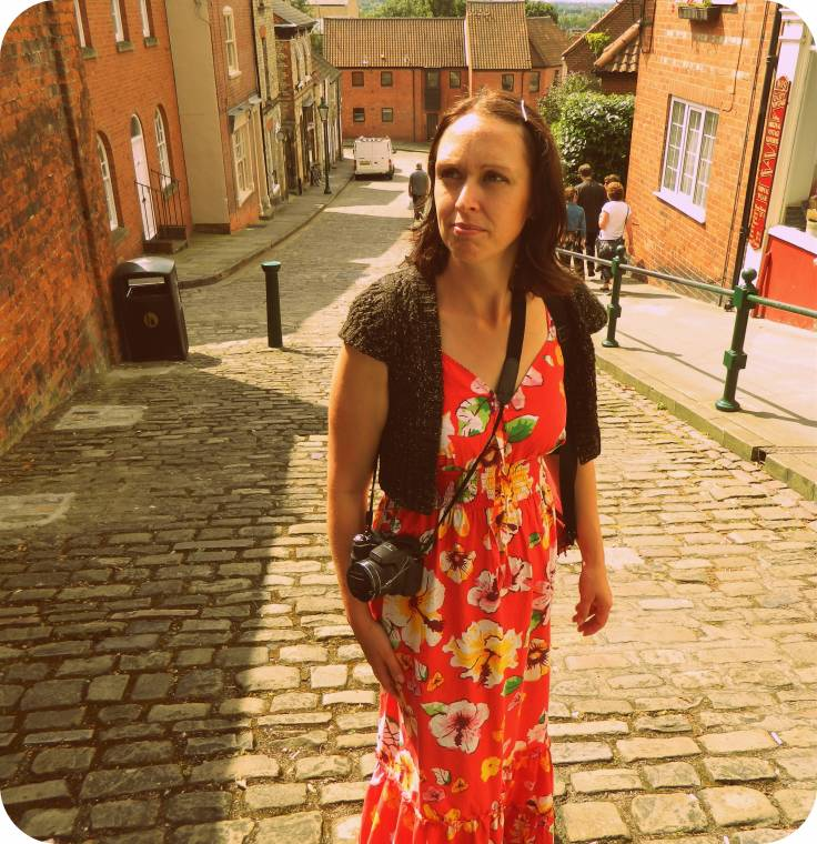 What I Wore To Lincoln: Creative Mondays Blog Hop