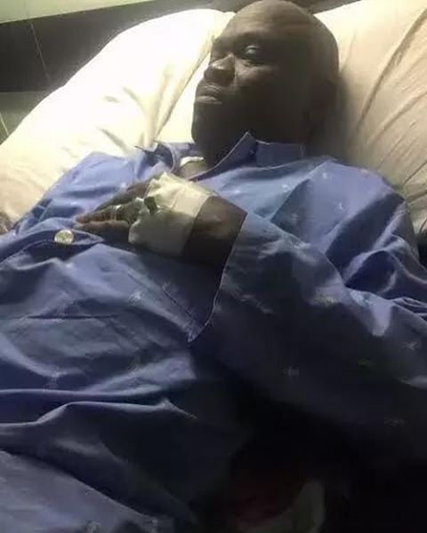 Godwin Obuah, ex-President Jonathan's Chief Security Officer, dies at the National Hospital, Abuja, after suffering massive heart attack