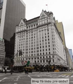Hotel Plaza em Nova York