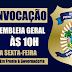 Sindasp-RN convoca Agentes Penitenciários para Assembleia nesta sexta-feira (22)