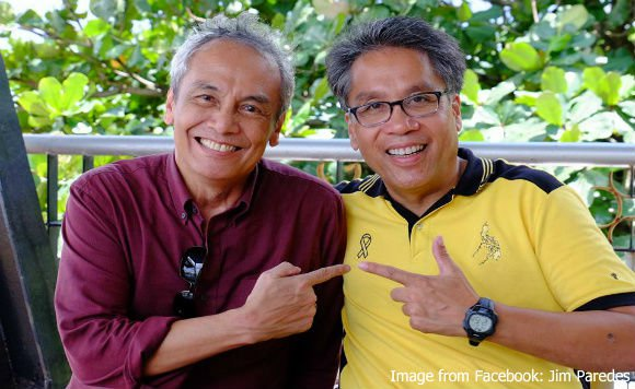 Open letter to Jim Paredes: 'You are a brainwashed sheep, duwag & P---ina mo!