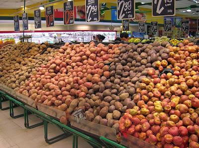 Papas, patatas peruanas, La vuelta al mundo de Asun y Ricardo, round the world, mundoporlibre.com