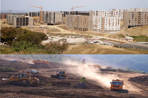 """تفاصيل جديدة عن سكنات """"LPA""""المقترحة في ولاية الشلف"""