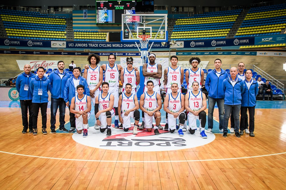 Gilas Pilipinas def. Kazakhstan, 93-75 (REPLAY VIDEO) Philippines Advances to the 2019 FIBA World Cup
