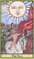 Tarot Güneş Kartı