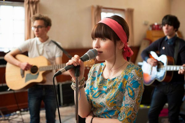 Emily Browning's Eve leads the band in Stuart Murdoch's debut film God Help the Girl.
