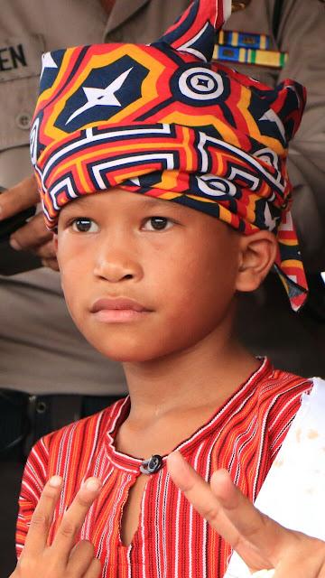 Bocah dari Toraja Ini Mampu Menyihir Sangtorayan di Samarinda