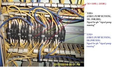MT MTG 4 Aux Contactor Circulation Pump HTB Control Panel Cable Jumper