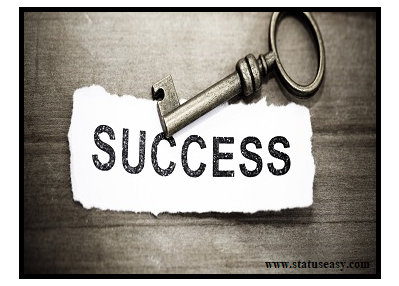 Success is key for everything image