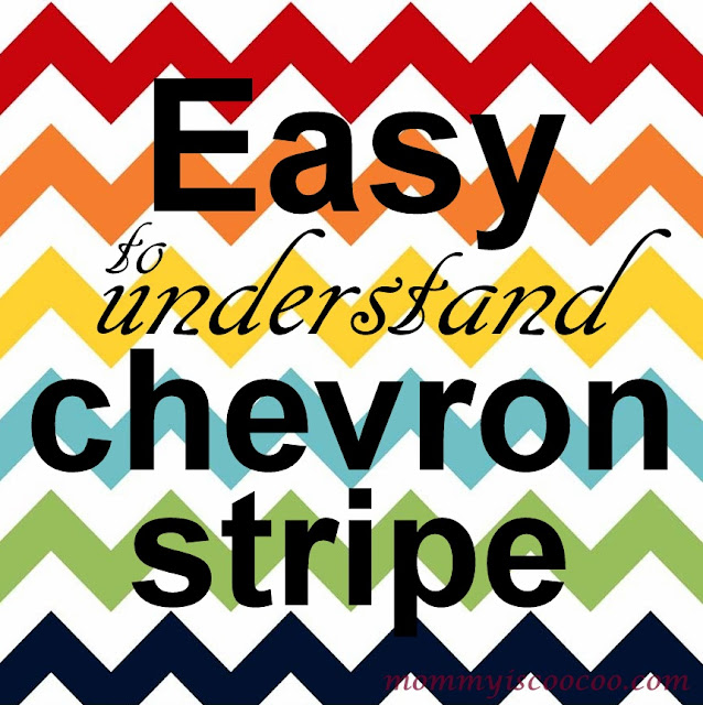 how to paint chevron