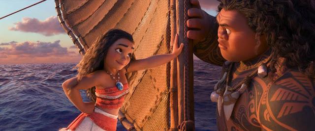 Walt Disney Animation Studios Moana