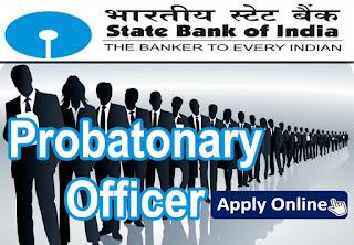 SBI PO Online Apply 2000 Post, State Bank PO Vacancy 2019, भारतीय स्टेट बैंक प्रोबेशनरी ऑफिसर 2019