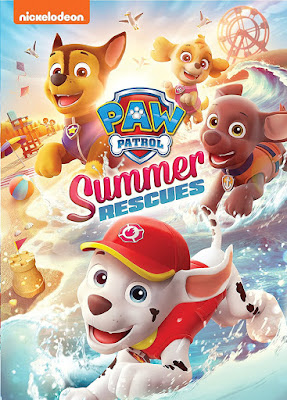 Paw Patrol Summer Rescues 2018 Custom HD Latino