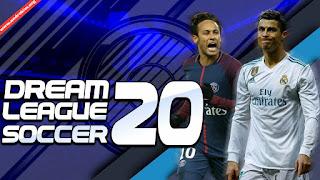 تحميل لعبة Dream League Soccer 2020 مهكرة للأندرويد / Download DLS 20 Android
