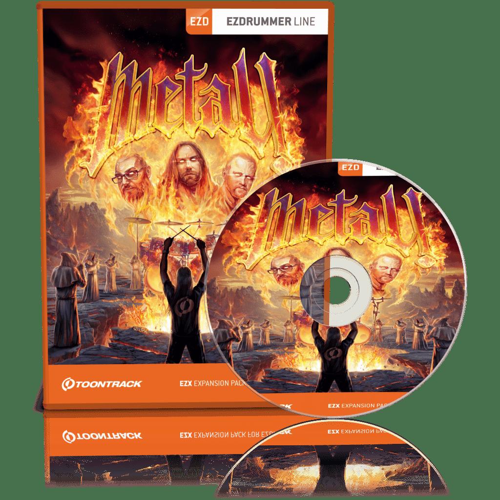 Toontrack Metal! EZX Full version