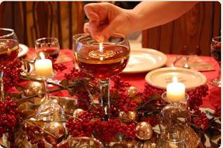 Vamos usar as boas energias do Feng Shui para decorar a nossa casa para o Natal.