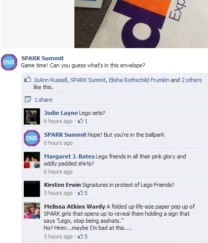 Feminists freak out over LEGO Friends