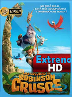 Las locuras de Robinson Crusoe 2016 HD [1080p] Latino [GoogleDrive] DizonHD