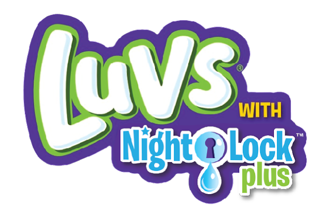 Luvs Diapers With Night Lock Plus