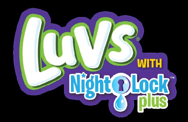 Luvs Diapers With Night Lock Plus