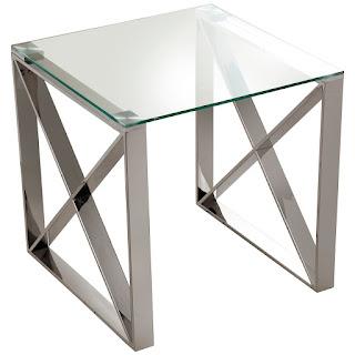 mesa baja auxiliar para el salon moderno