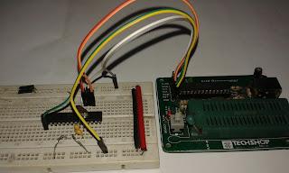 usbasp programmer with atmega328p