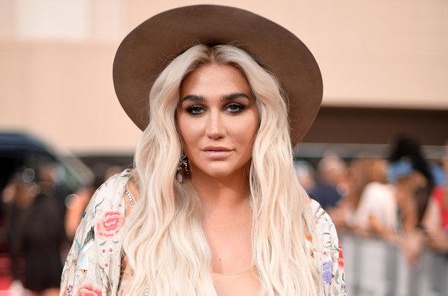Cantora e compositora Kesha, transtornos alimentares e depressão