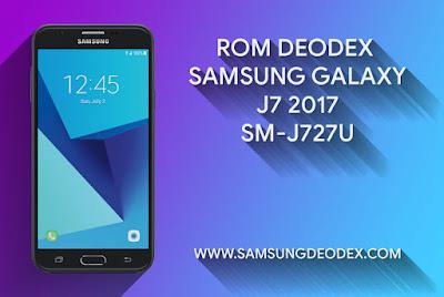 ROM DEODEX SAMSUNG J727U XAA USA