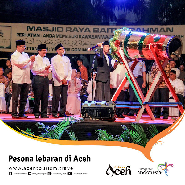 Tradisi Lebaran yang Awet di Aceh