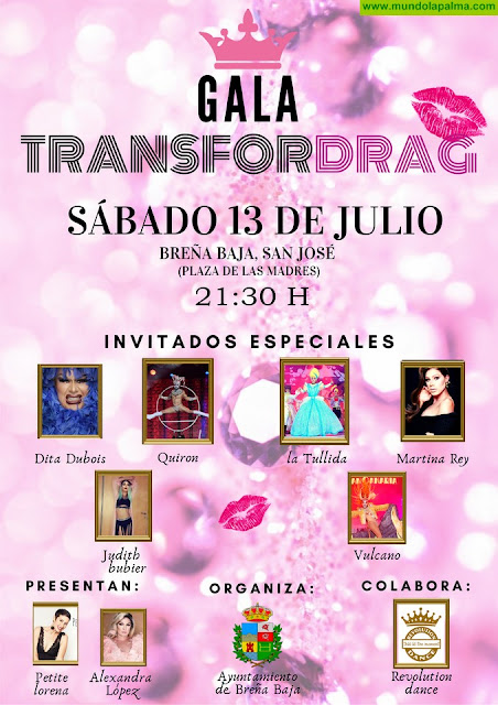 "SANTA ANA 2019: Gala Transfordrag ""Breña Baja 2019"""