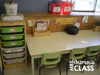 Classroom Storage Solutions from Ikea