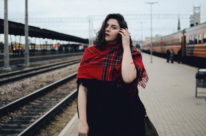 dzelzceļš // railroad