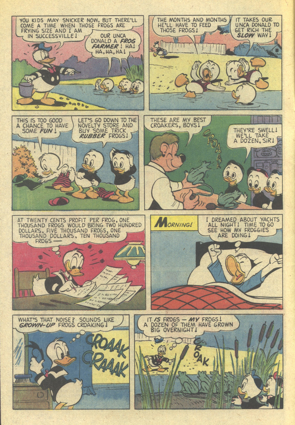 Walt Disney's Comics and Stories issue 502 - Page 4