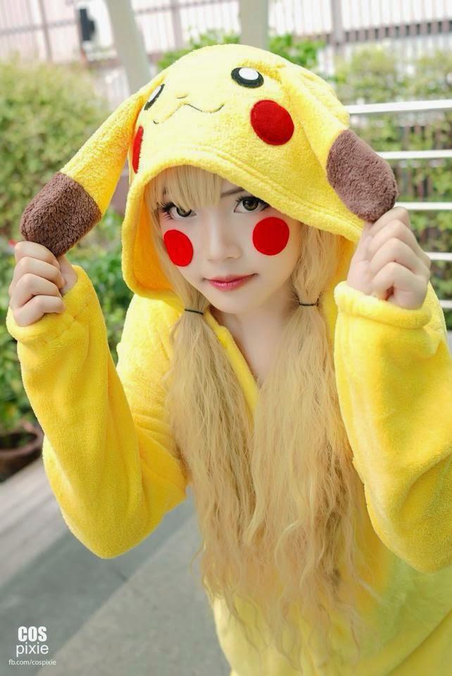 Pokemon Cosplay: Take One Pikachu Home - Pokemon Cosplay
