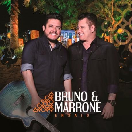 CD Bruno e Marrone – Ensaio (2017)
