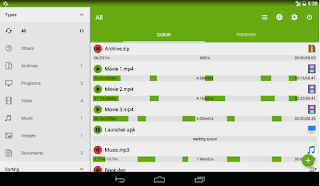 Advanced Download Manager Pro [ADM] 5.0.9 Cracked Android APP APK [com.dv.adm.pay] http://nkworld4u.blogspot.in/