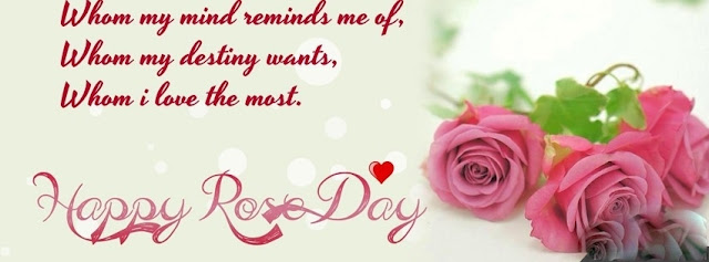 Happy Rose Day FB Timeline Pic