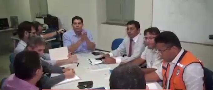 VÍDEO: Lei do Silêncio, retomada do GGIM e regulamentação do Balneário Veneza