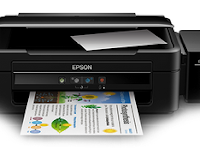 Epson L380 Scanner & Drivers Free Download