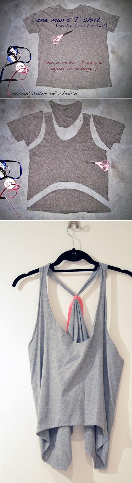 Tie Back Tank Top