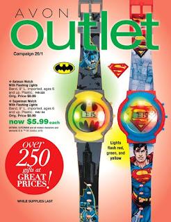 Avon Outlet Campaign 26 &1 11/27/16 - 2/20/16