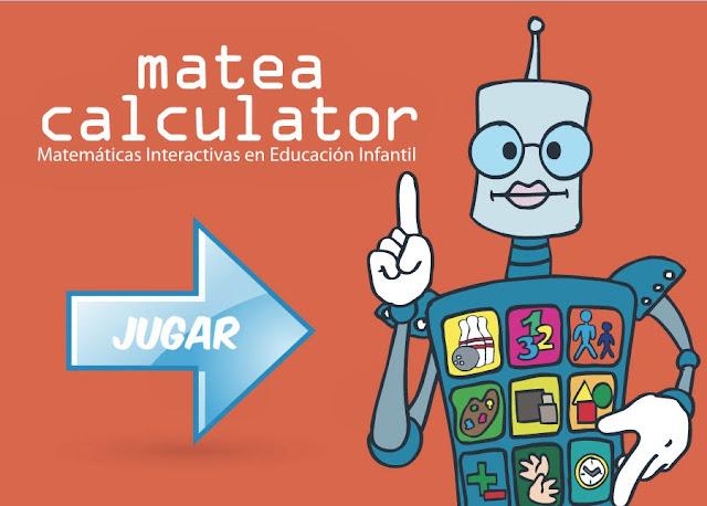 Resultado de imagen de JUEGO INTERACTIVO ROBOT CALCULATOR